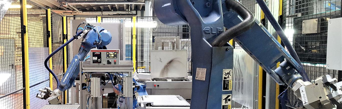 Sandguss, Aluminiumguss, Systemmontage mobile